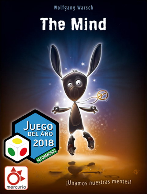 the mind   Recomendado JdA 2018   01