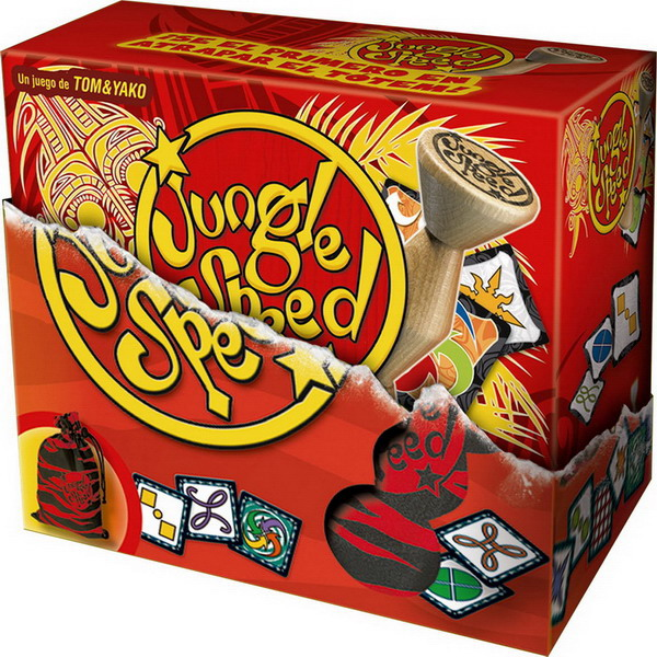Nuevo Jungle Speed