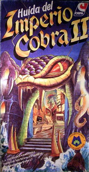 Huida del Imperio Cobra II