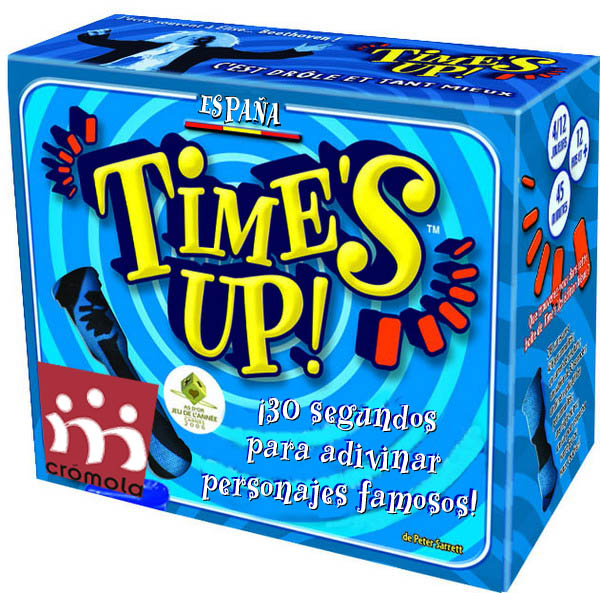 ¡S'acabó! (Time's up!)