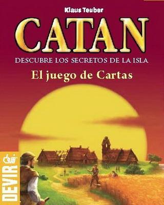 Catán, el juego de cartas