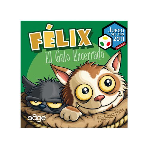 Félix. El Gato Encerrado