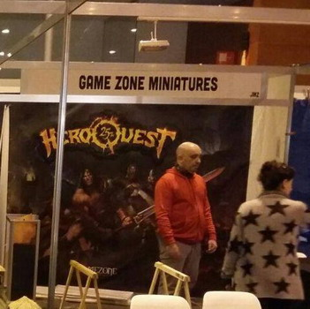 Gamezone en Expocómic 2016