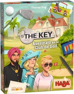 The key: Asesinato en Club de Golf
