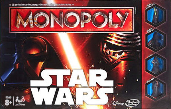 Monopoly Star Wars 2015