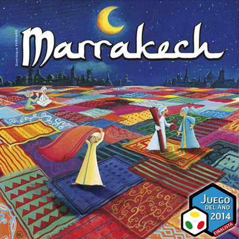 Marrakech, de Dominique Ehrhard (Morapiaf)