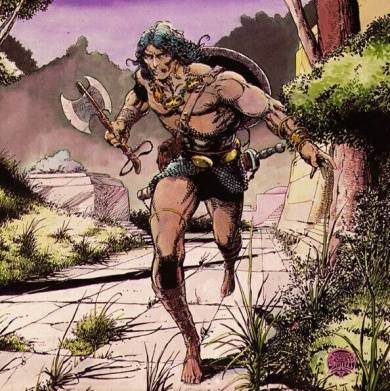 Conan de BWS