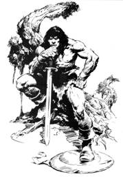 Conan de John Buscema
