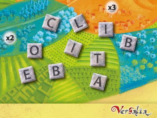 Verbalia, juegos