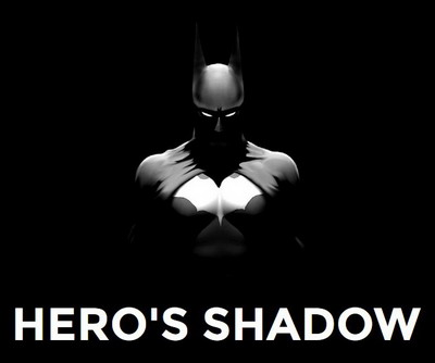 Hero's shadow