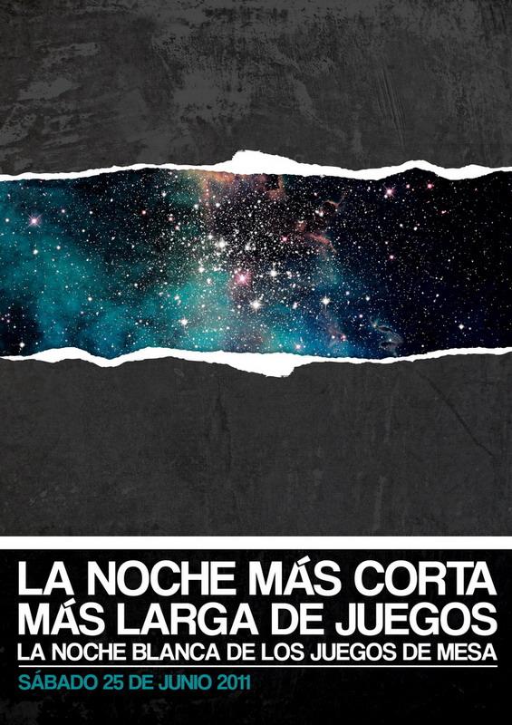 La Noche Más Corta Más Larga de Juegos 2011