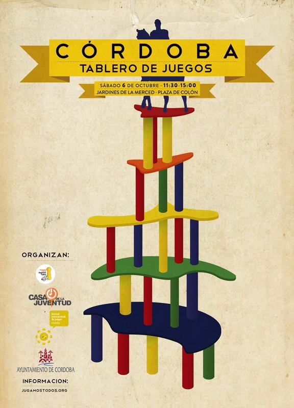 II Córdoba Tablero de Juegos 2012