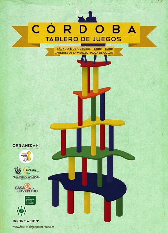 Córdoba Tablero de Juegos 2013