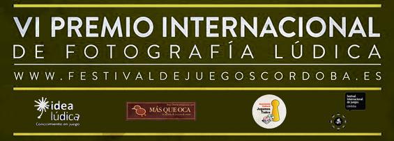 VI Premio Internacional de Fotografía Lúdica 2013