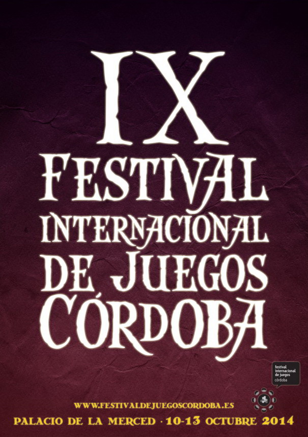 IX Festival Internacional de Juegos Córdoba 2014