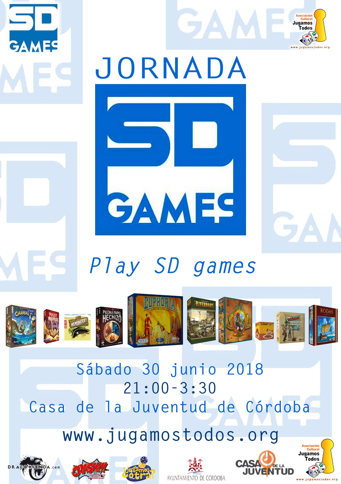 Jornada SD Games 2018