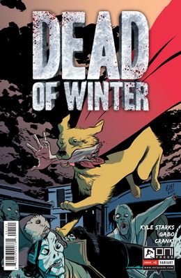 Cómic Dead of winter