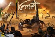 Kemet: Sangre y arena y El Libro de los Muertos
