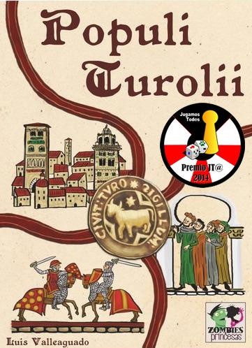 Populi Turolii - Premio JT@ 2014