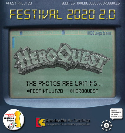 Festival 2020 2.0: HeroQuest